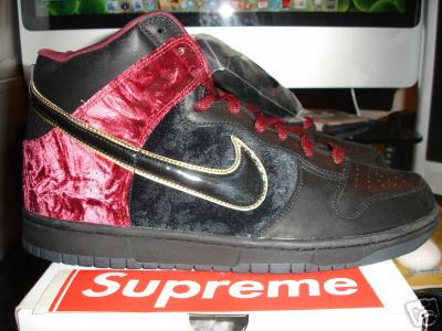 Nike U2 Bloody Sunday SB Premium Dunk High