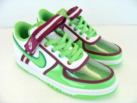 Buzz Lightyear Toy Story Nike Vandal Low Grade School