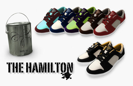 Caravagio Clothing Hamilton Lows