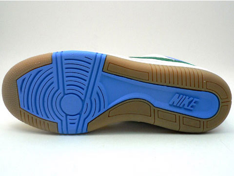 Limited Edition Nike Court Force Multi-Color Low