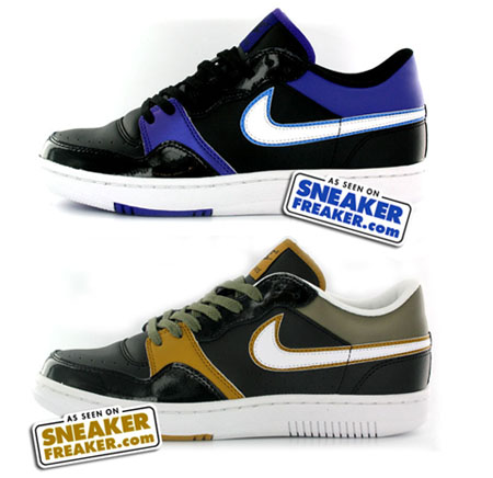 Nike Court Force Low