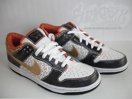 first rate 7b7f9 8bf37 DOC DOG x Nike Dunk Low Brazil Exclusive