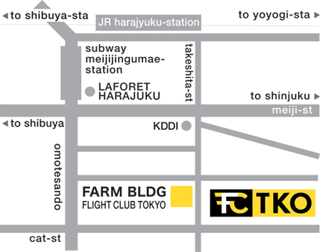 Flight Club Opens Store in Tokyo