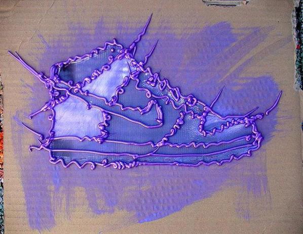 Gaby Gaby Sneaker Art