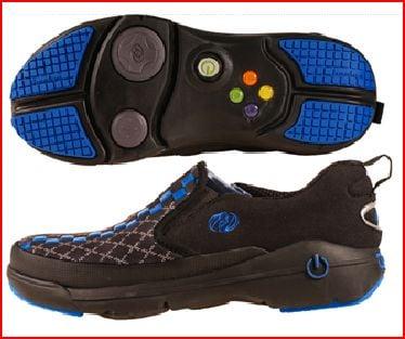 Heelys Xbox 360 Controller Inspired Shoe