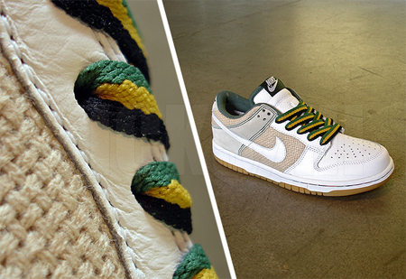 Nike Dunk Low Jamican Color Inspired