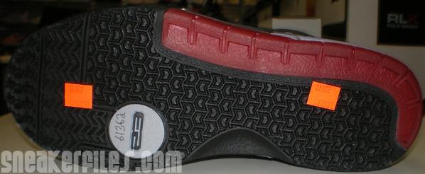 Jordan Ol Skool Black/Red/Grey Detailed Look