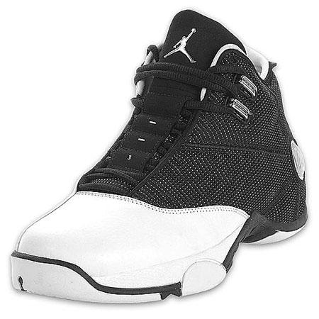 Jordan 12.5 Black/White Playoff