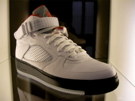 air force 1 jordan 5 fusion