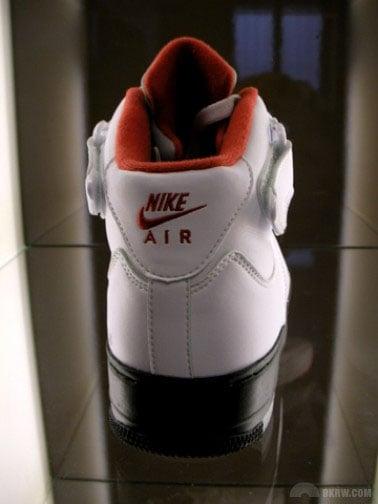 Air Jordan 5 x Air Force 1 Fusion