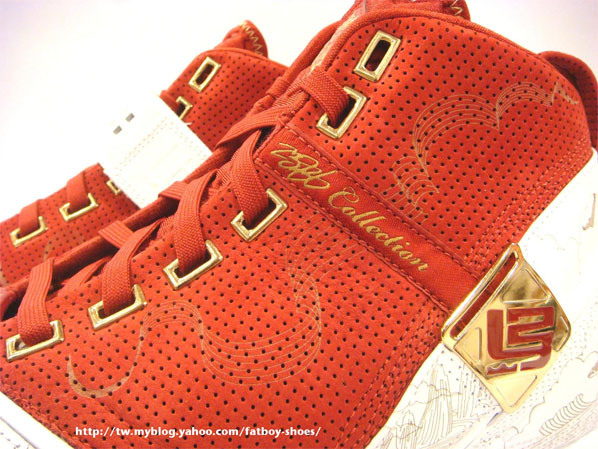Nike Zoom LeBron V China Update