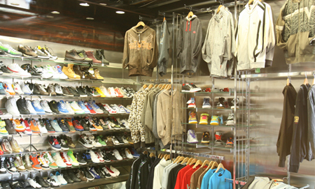 sport tech is an all around clothing store located in the heart of
