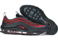 air max 97 black and red and grey