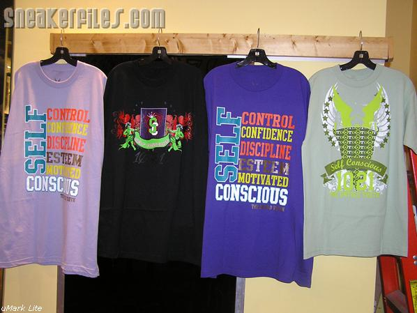 New Apparel at Self-Conscious and Encore