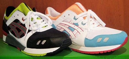 New Asics Gel Lyte III