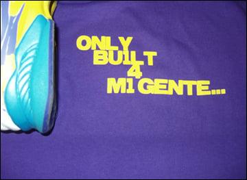 New Mi Gente T-Shirts