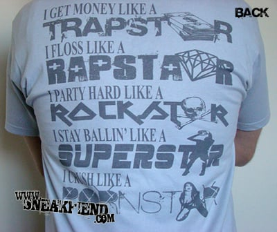 New T-Shirts from Sneakfiend