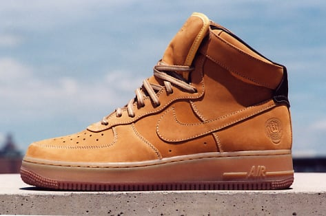 detailed pictures 2e875 bfe42 Nike Air Force 1 Bobbito Beef n Broccoli and Mac n Cheese