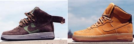 Nike Air Force 1 Bobbito Beef n Broccoli and Mac n Cheese