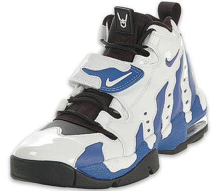 c24cde684a Nike Air DT Max 96 White Black Royal Released