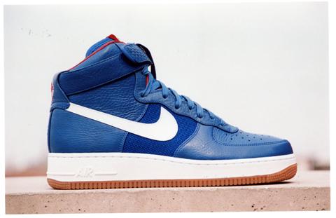 Nike Air Force 1 Bobbito Highs Debut