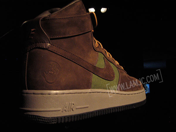 Nike Air Force 1 Bobbito Winter Pack