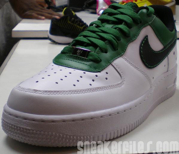 Nike Air Force 1 Charles Barkley Leeds High School Released
