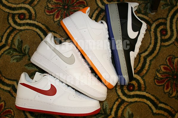 Nike Air Force Ones GR Summer 2008