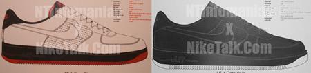 Nike Air Force 1 Low x Jordan 5