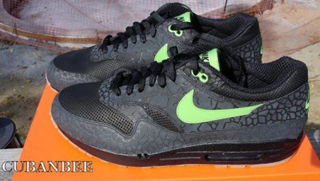 the best attitude 034af 51b7c Nike Air Max 1 x Huf 2