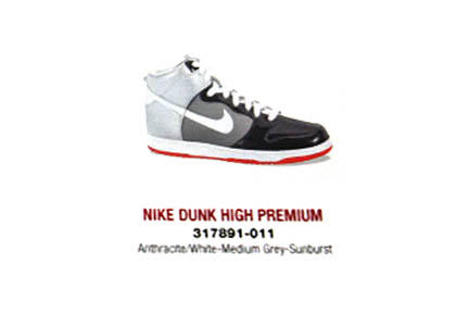 Nike Dunks in the 08