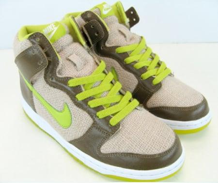 Shrek Nike Shoes
