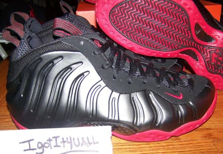 Nike Air Foamposite OnePenny Hardaway PESneaker News