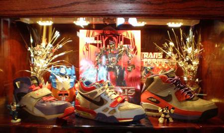 Nike x Transformers Pack Releasing November 3rd