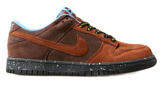 Nike Dunk Low CL Brown/Baby Blue ACG Inspired