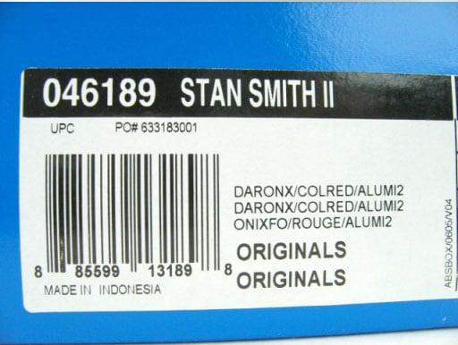 Adidas Stan Smith II Camouflage