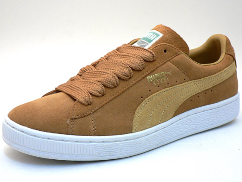 Puma Suede Season Spot Color Mustard Yellow Blue and Beige Light Beige f5d9ed2ed9f7