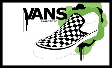 vans baseball boots