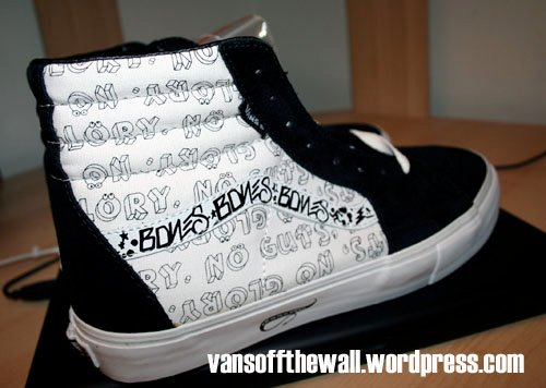 Vans W)Taps x No Guts No Glory Sk8 High