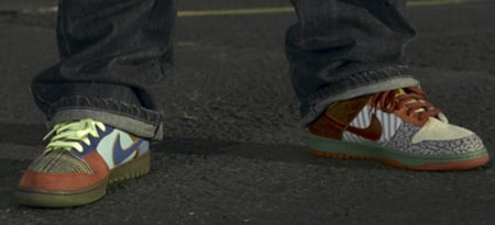Nike Dunk SB What the Dunk is Real