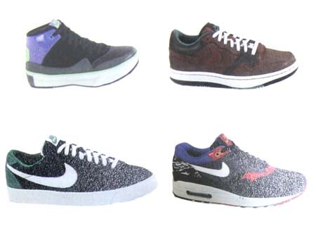Nike 2008 Releases