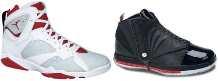 Air Jordan 7 Hare \u0026 16 Black/Red