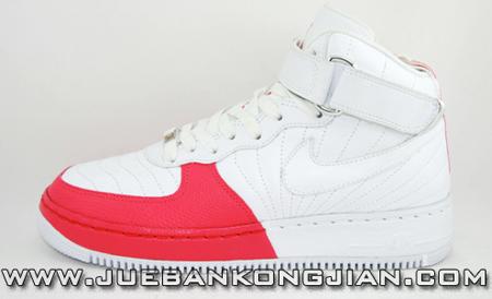 NAM Prods  Nike Air Jordan Force 12 Fusion White Pink Women 96fc0cd418d2