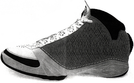 Air Jordan XX3 Finally Leaked