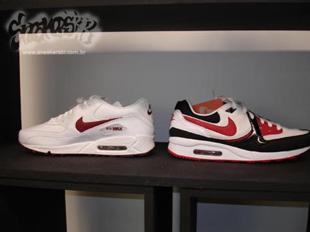 Nike Air Max 90 and Light Summer 2008 Preview