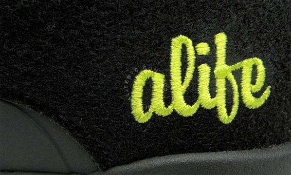 Alife x Reebok Court Victory Black and Pink Ballout