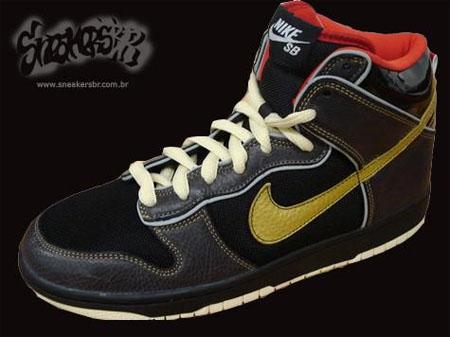 Nike SB Dunk High Marshall Amp