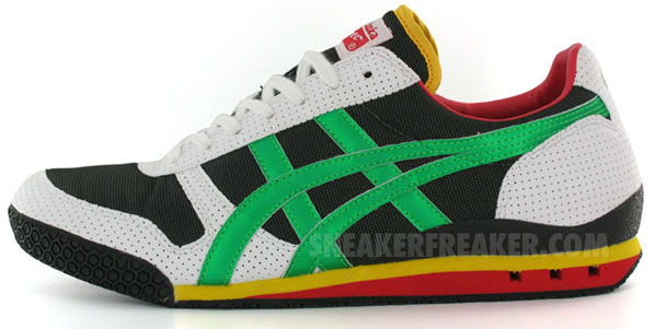 Asics Ultimate - Rasta