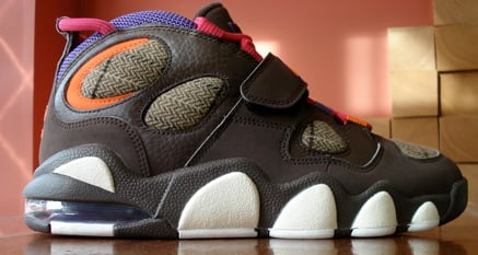 detailed look e069e b6173 Nike Charles Barkley Air CB34 Tweed Released