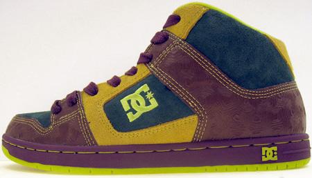 DC Shoes x Trust Nobody Tn Manteca